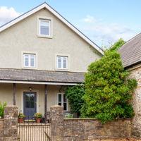 Thumbnail Detached house for sale in Abbey Road, Ewenny, Bridgend