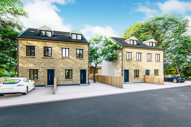 Thumbnail Semi-detached house for sale in Beamsley Road, Shipley
