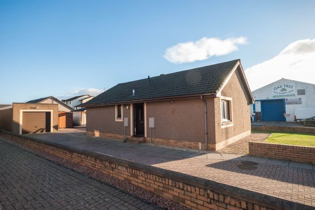 Thumbnail Detached bungalow to rent in Esk Court, Forfar