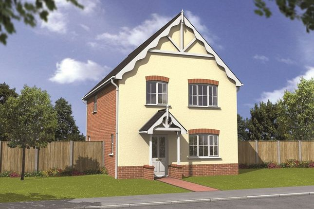 Thumbnail Detached house for sale in Heritage Green, Kessingland, Lowestoft