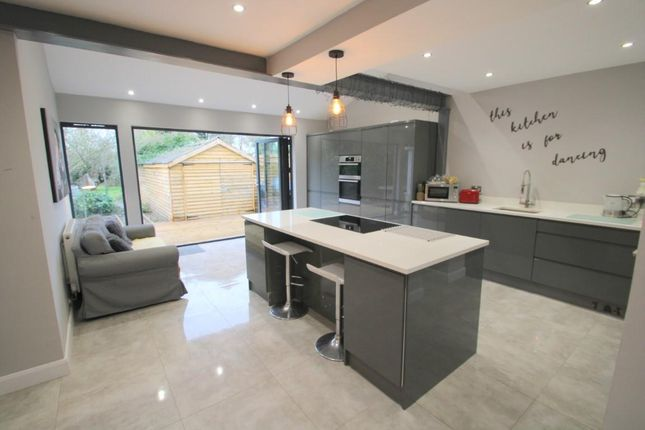Thumbnail Detached house for sale in Church Road, Kelvedon, Colchester