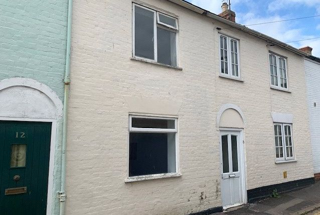 2 bed terraced house to rent in St. Michaels Lane, Bridport DT6