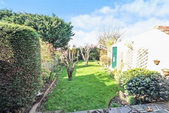 Garden of Welling Way, Welling, Kent DA16