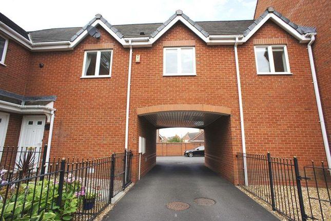 Thumbnail Flat to rent in Bucklow Gardens, Lymm