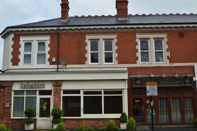 Thumbnail Flat to rent in 29A Woodbridge Road, Moseley, Birmingham