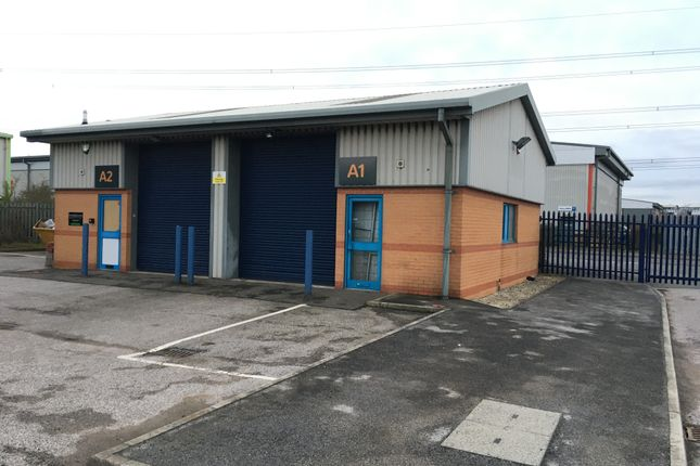 Industrial to let in Rands Lane, Armthorpe, Doncaster
