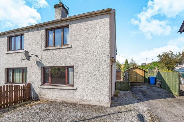 Thumbnail Semi-detached house for sale in Mill Street, Dingwall