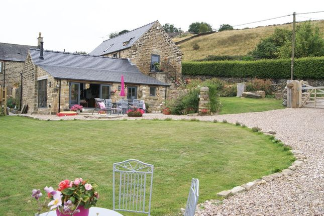 Thumbnail Detached house for sale in Ashover Hay, Ashover, Chesterfield, Derbyshire
