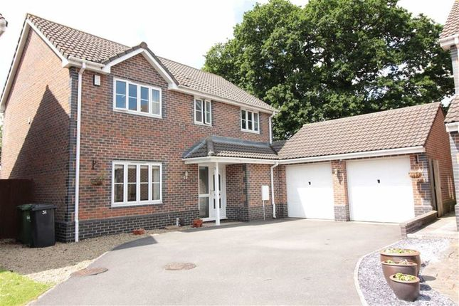 4 bed detached house for sale in Adderly Gate, Emersons Green, Bristol