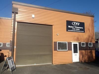 Thumbnail Light industrial to let in Cofton Road, Marsh Barton, Exeter