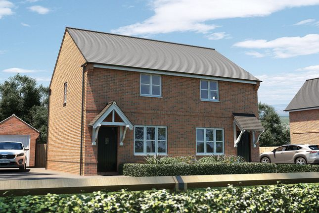 "Thumbnail End terrace house for sale in ""The Hindhead "" at Pershore Road, Evesham"