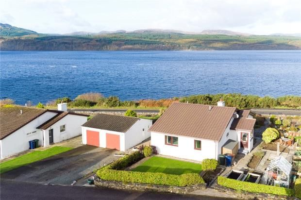 Thumbnail Detached bungalow for sale in Letters Way, Strachur, Cairndow, Argyll And Bute