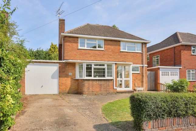 Thumbnail Property to rent in Sibley Avenue, Harpenden, Hertfordshire