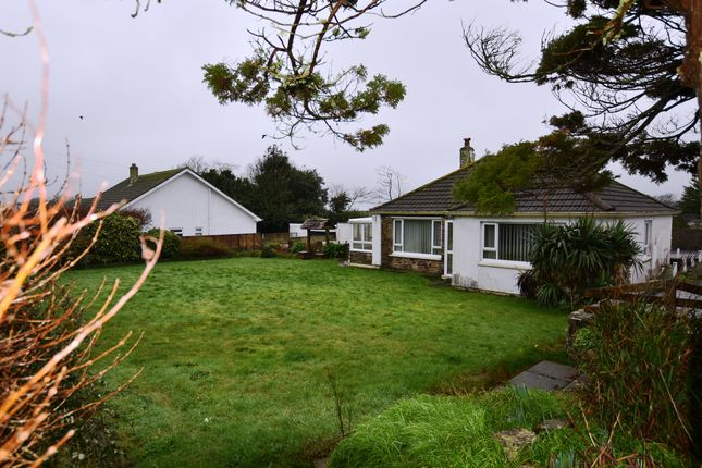 Thumbnail Bungalow for sale in Bellevue, Redruth