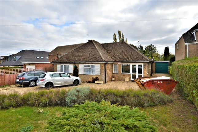 Thumbnail Detached bungalow for sale in Exeter Gardens, Stamford