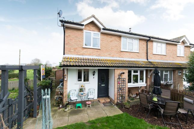 Thumbnail Semi-detached house for sale in Young Close, Deal