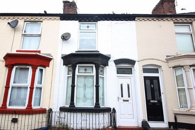 Thumbnail Terraced house for sale in Macdonald Street, Wavertree, Liverpool
