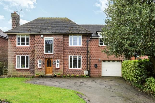 Thumbnail Detached house for sale in Owl House, Whitegate Road, Winsford