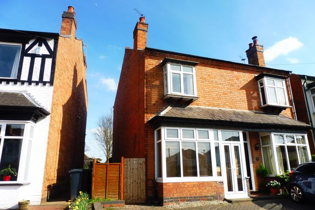 Thumbnail Property to rent in Olton Road, Shirley, Solihull