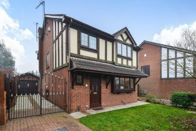 Thumbnail Detached house for sale in Kings Meadow, Rainworth, Mansfield, Nottinghamshire