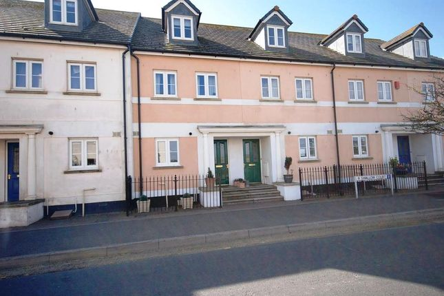 Thumbnail Terraced house to rent in Harbour Road, Seaton