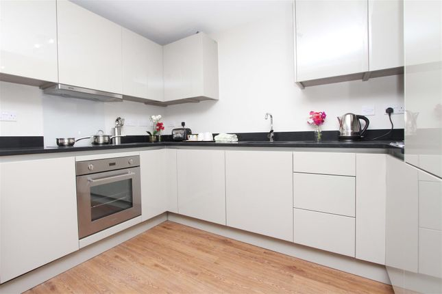 Kitchen of Plot 29, Movia Apartments, Bakers Road, Uxbridge UB8