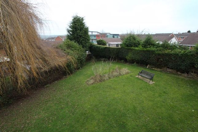 Rear Garden of Banbury Grove, Biddulph, Stoke-On-Trent ST8