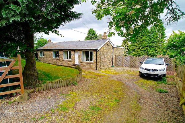 Thumbnail Detached bungalow for sale in Gunnerton, Hexham