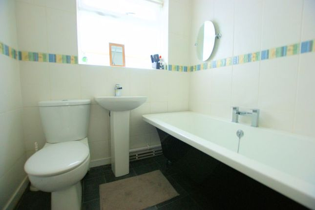Bathroom of Meadowbank Road, Fareham PO15