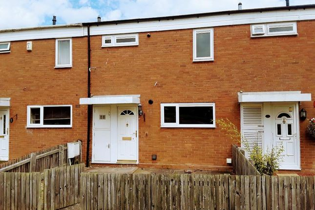 Thumbnail Terraced house for sale in Wyvern, Woodside, Telford