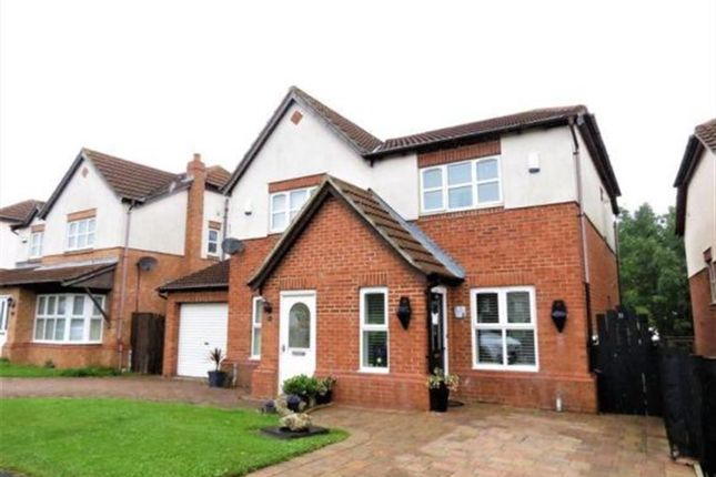 Thumbnail Semi-detached house for sale in The Coppice, Easington Colliery, County Durham
