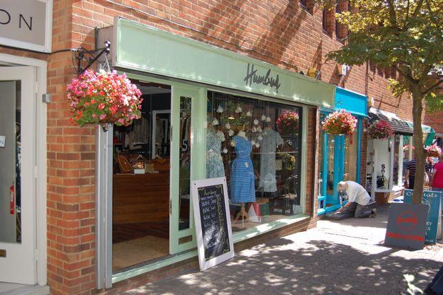 Thumbnail Retail Premises To Let In Shrieves Walk Stratford Upon Avon