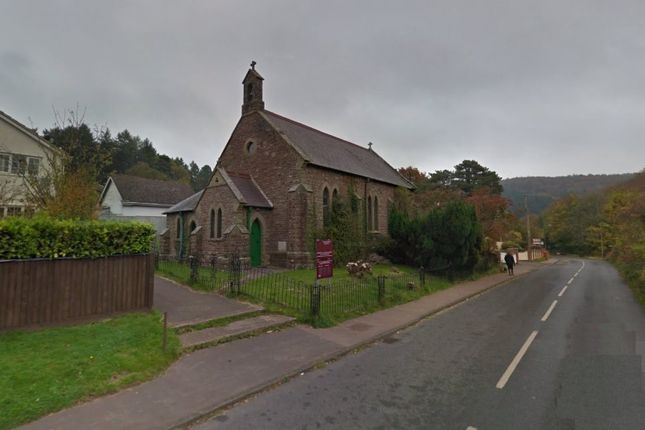 Thumbnail Commercial property for sale in Church Road, Soudley, Cinderford