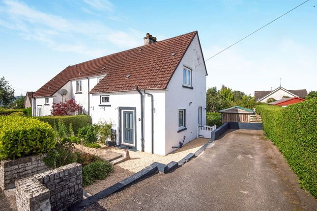 Thumbnail Semi-detached house for sale in Culbowie Road, Buchlyvie, Stirling