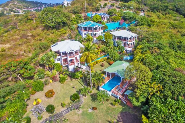 Thumbnail Detached house for sale in Tamarindvillasfivevillacomplexwithbeachfrontagegardens, Woburn, Grenada