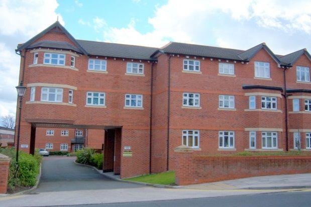 Thumbnail Flat to rent in Elm Court, Village Road, Bebington