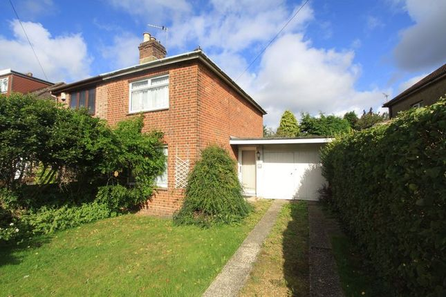 Semi-detached house for sale in Kathleen Road, Southampton