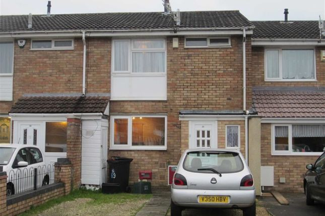 Thumbnail Terraced house to rent in Grass Meers Drive, Whitchurch, Bristol