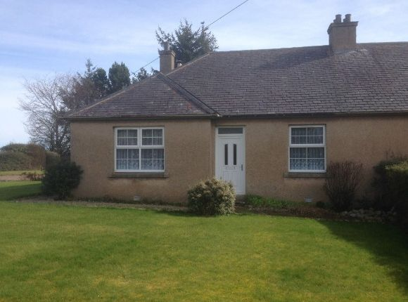 Thumbnail Semi-detached house to rent in Fochabers