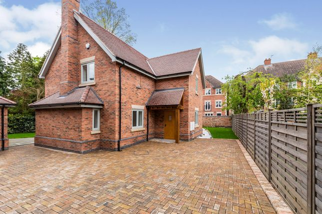 Thumbnail Detached house for sale in Ratcliffe Road, Leicester