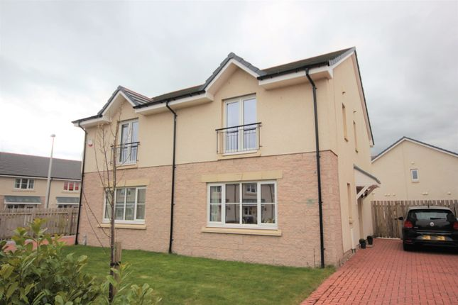 Thumbnail Semi-detached house for sale in Balquharn Circle, Aberdeen