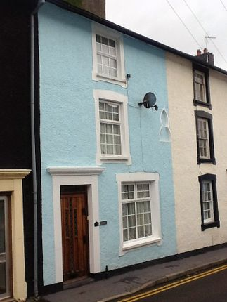 Thumbnail Terraced house for sale in Copperhill Street, Aberdovey, Gwynedd