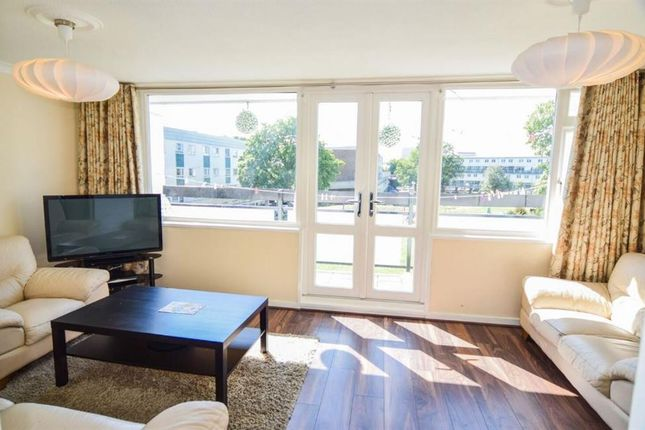 Thumbnail Maisonette for sale in Newlyn House, Benhill Wood Road