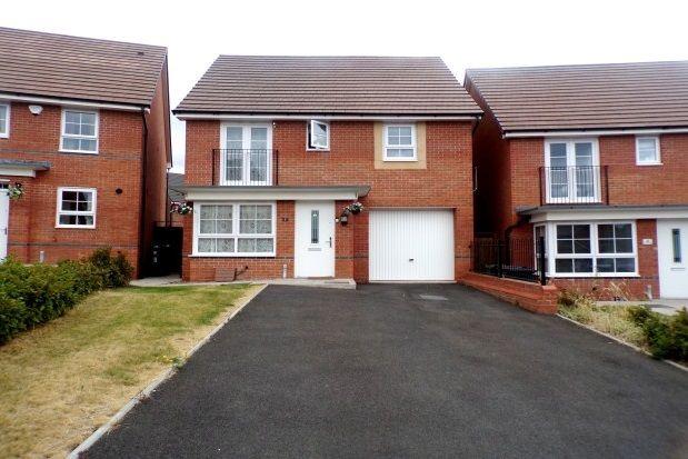 Thumbnail Property to rent in Croft Gardens, Wolverhampton