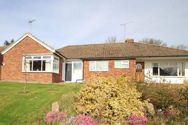 Thumbnail Semi-detached house for sale in Wheatfield Way, Cranbrook, Kent