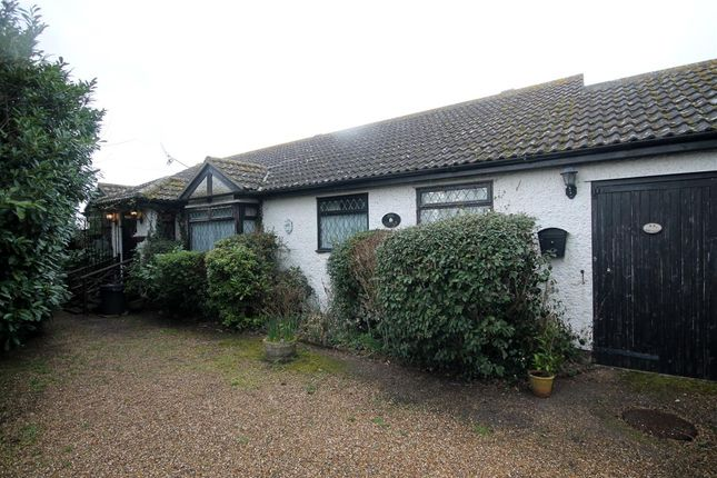 Thumbnail Bungalow for sale in Oak Cottage, Mary Lane North, Great Bromley, Colchester