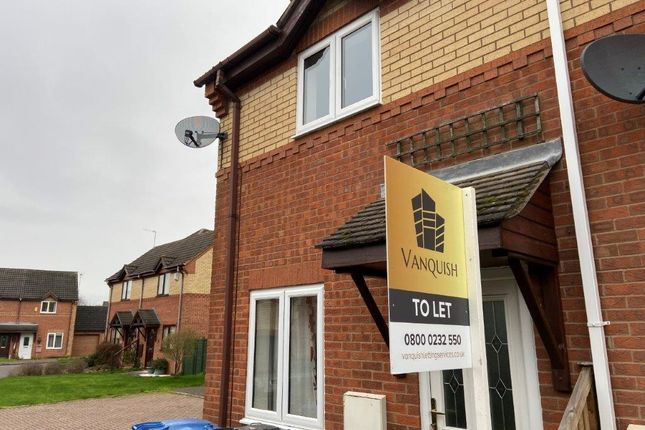 Thumbnail Semi-detached house to rent in Hucklow Court, Oakwood