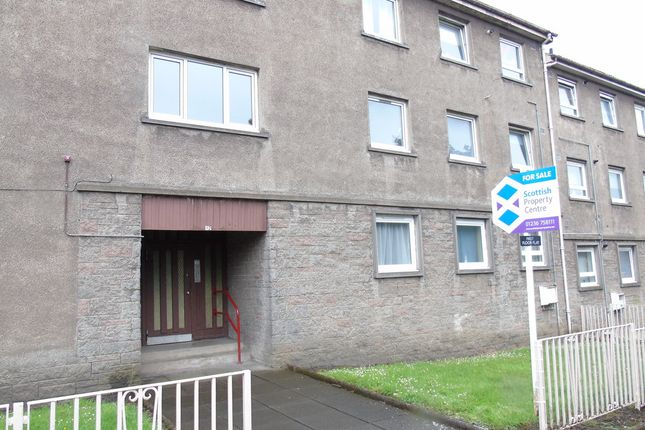 Thumbnail Flat for sale in 12d Aitken Street, Town Centre, Airdrie