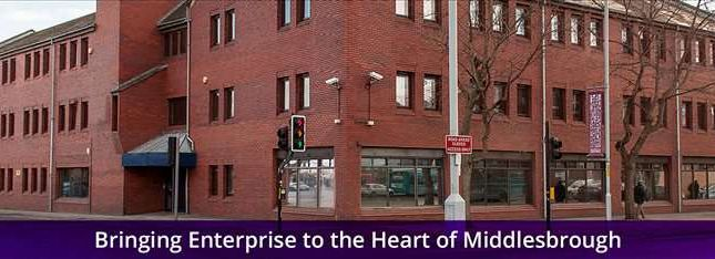 Serviced office to let in 202-206 Linthorpe Road, Middlesbrough