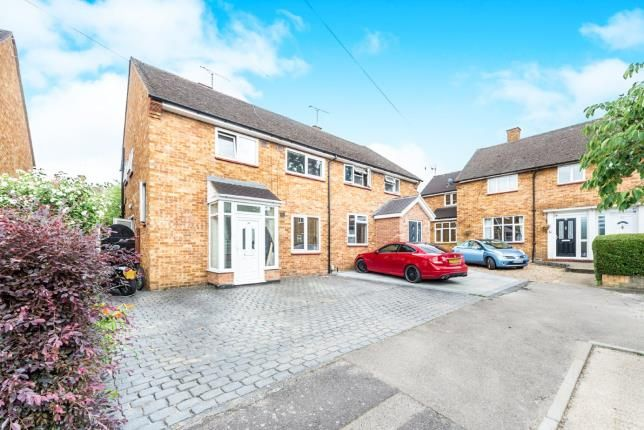 Thumbnail Semi-detached house for sale in Harold Hill, Romford, Essex